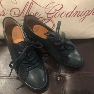 Frye leather sneaker